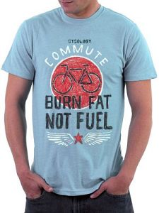 Burn Fat Not Fuel T Shirt