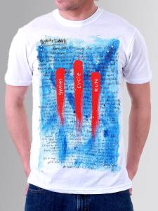 Triathlon Tshirt from Cycology Clothing