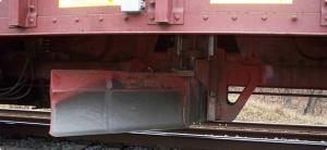Montana Hydraulic's Bi-Driectional Ballast Plow