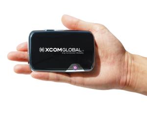 XCom Global's Mobile MiFi Hotspot