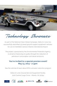 May 13th EPA NCDC Tech Showcase Invitation