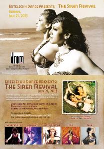 The Siren Revival Flyer