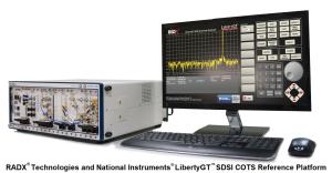 RADX LibertyGT Model 1000R Reference Platform