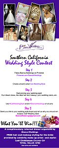 Southern California Wedding Style Pintest Contest