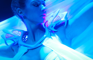 3D printed fashion pieces by Materialise