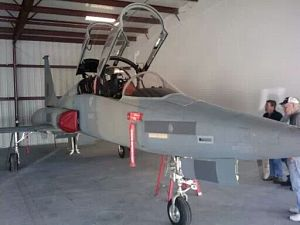AeroGroup F-5 fighter aircraft