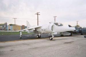 AeroGroup Harrier Jumpt Jet