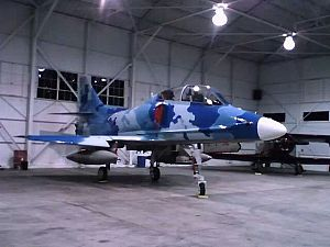 AeroGroup  TA-4J Skyhawk