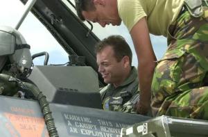 AeroGroup F-16 flight ops