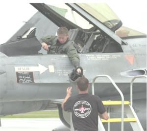 AeroGroup F-16 Operations