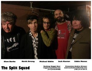 The Split Squad - Group Photo