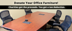 Donate Your Office Furniture