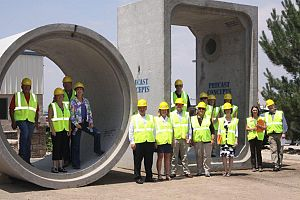 ACPA hosts plant tour in Henderson, CO