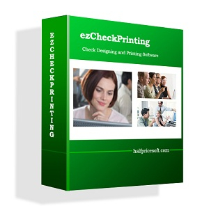 ezChecckPrinting software for small businesses
