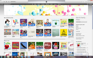 iTunes New & Noteworthy