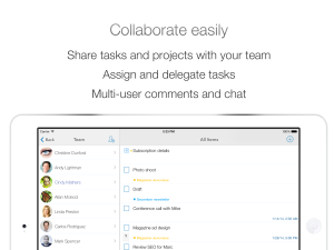 Collaborate easily