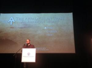 """The Appalachian Trail: An American Legacy"" filmmaker Sam Henegar"