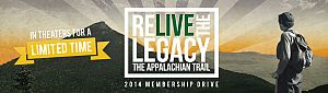 """The Appalachian Trail: An American Legacy"" part of ATC's 2014 Membership Drive"