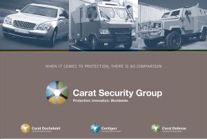 Carat Security Group
