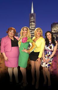 Sex And The City: Live! at Oasis every Thu-Sat in March