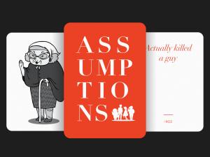 Cards of Assumptions