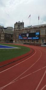 Franklin Field Track