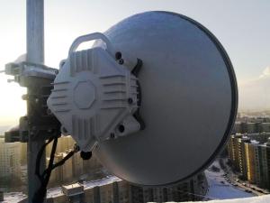 ELVA-1 10 Gigabit Wireless Link