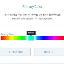 Create Brief - Color Swatch