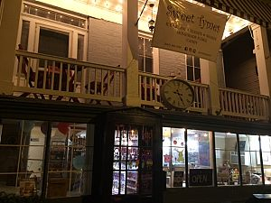Exterior View of Sweet Tymes Evening