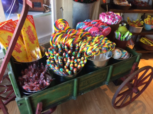 The Candy Wagon at Sweet Tymes
