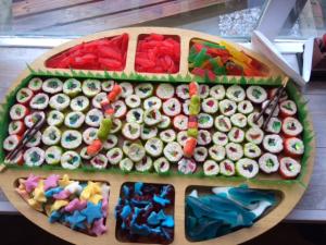 Sushi Fudge