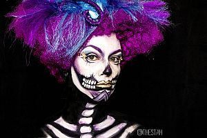 Face Painter Lafayette LA
