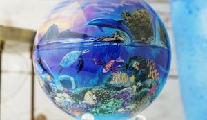 Sea Life MOVA® Globe Photo 3 Close Up