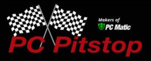 PC Pitstop Maker of PC Matic Logo