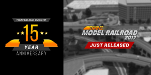 Celebrating 15 Years of Trainz over 15 Days