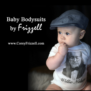 Baby Bodysuits by Frizzell
