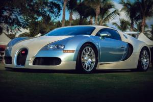 Bugatti Veyron at Festivals of Speed Hallandale