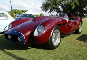 Ferrari Testarossa at Festivals of Speed Hallandale