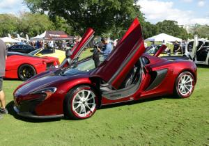 McLaren at Festivals of Speed Hallandale
