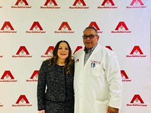 Alliance Hospice Ribbon Cutting