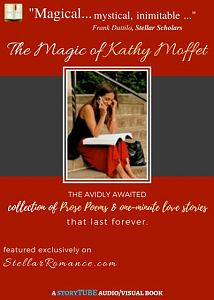 """Prose Poem Poet Kathy Moffet's """"Magic of Kathy Moffet is now available"""