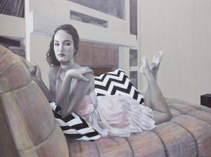 """""""Lanina"""" by Paula Saneaux"""