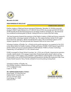 PAMS Press Release