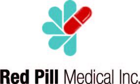 Red Pill Medical, Inc. logo