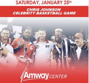Orlando Charity Basketball