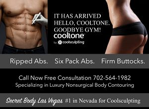 #1 Coolsculpting Clinic in Nevada