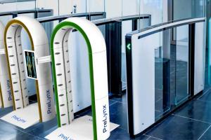 PreLynx Portal at a TSA security checkpoint