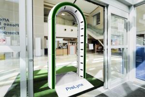 PreLynx Portal at a hospital entrance