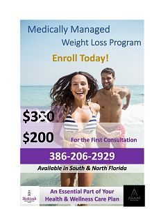 Enroll in Shekinah Health & Wellness Center Medically Managed Weight Loss Program