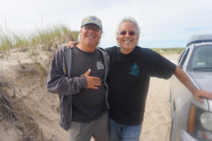 Musicians, Concerned Men, and L&R Productions, Inc. Founders Paul Lombardo and Tom Russo